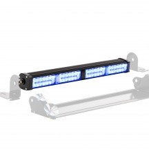 """CosmicRay 17"""" 32W Dash and Deck Light - Blue"""