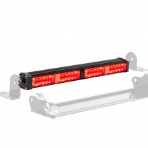 """CosmicRay 17"""" 32W Dash and Deck Light - Red"""