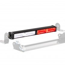 """CosmicRay 17"""" 32W Dash and Deck Light - Red / White"""