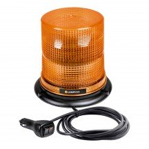 "AURA 7"" 12W Beacon Light - Amber"