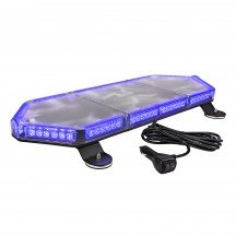 "NanoFlare 26"" 80W Mini Light Bar - Blue"