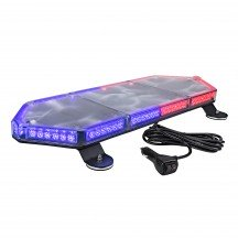 "NanoFlare 26"" 80W Mini Light Bar - Blue / Red"