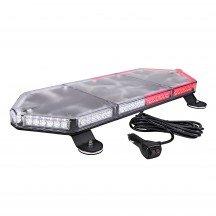 """NanoFlare 26"""" 80W Mini Light Bar - Red / White"""