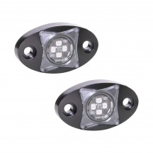 2pc StarDust 12W LED Rock Light