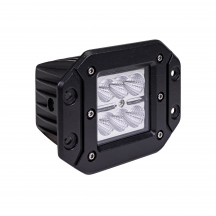 "5"" 18W Cube Flush-Mount LED Light - Flood"