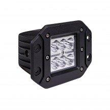 """5"""" 18W Cube Flush-Mount LED Light - Spot"""