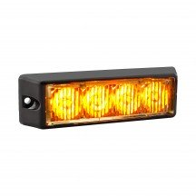"SolarBlast 5"" 4W Light Head - Amber"