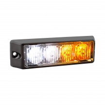 "SolarBlast 5"" 4W Light Head - Amber / White"