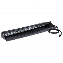"""SolarBlast 18"""" 16W LED Visor Light Bar (Passenger Side)"""