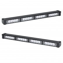 "2pc SolarBlast 20"" 16W Deck Light"