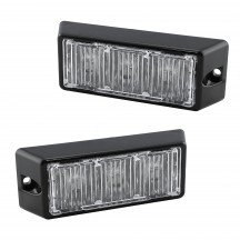"2pc SolarBlast 4"" 3W Light Head"