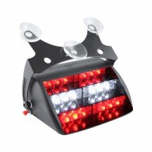 """5"""" 18-LED Dash Light - Red / White"""