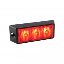 "SolarBlast 4"" 3W Light Head - Red"