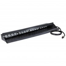 "SolarBlast 18"" 16W LED Visor Light Bar (Passenger Side)"