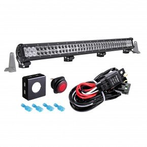 here s wiring up an led light bar this should be pretty easy to rh r2lr1l4r lake victoria info