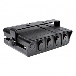 4 SPST ON/OFF 40A Switch Box