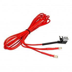 25A x 2 Micro Blade Fused Headlight DRL Plug-n-Play Adapter