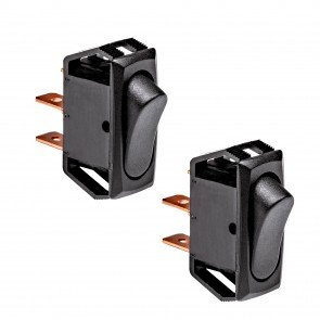 2pc 2-Pin SPST (ON)-OFF Momentary Switch for SWH0081/SWH0082 Switch Box