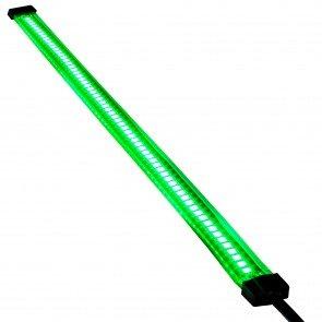 "13"" 66 LED Single Row Marine Navigation Light Strip - Green"