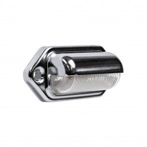 Courtesy/Step/License Plate LED Light - Chrome