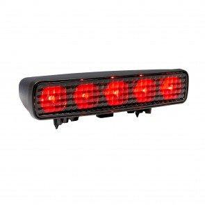 5-Diode LED Third Brake Light for JEEP JL - Smoke Lense