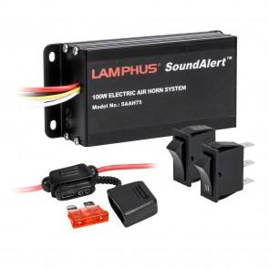SoundAlert 100W Electric Air Horn Amplifier