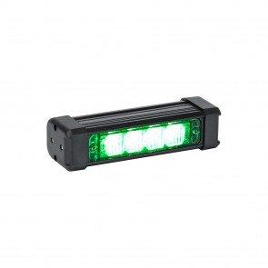 """SolarBlast 6"""" 4W Deck Light - Green"""