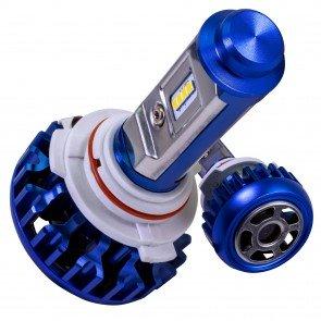 DuskFire E-Series 60W 6,400 Lumens LED Headlight Bulb Kit - 9006 (HB4)