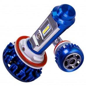 DuskFire E-Series 60W 6,400 Lumens LED Headlight Bulb Kit - H11 (H8, H9, H16)
