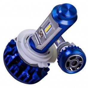 DuskFire E-Series 60W 6,400 Lumens 5,500K LED Headlight Bulb Kit - H7