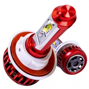 DuskFire R-Series 80W 7,600 Lumens CREE LED Headlight Bulb Kit - H13 (9008)