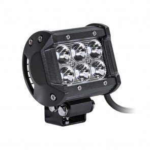 "CRUIZER 4"" 18W LED Light Bar - Spot"