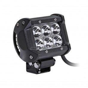 "CRUIZER 4"" 18W LED Light Bar - Spot"