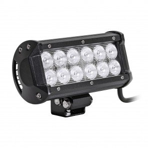 "LAMPHUS CRUIZER CRLB12 6.5"" 36W Off Road LED Light Bar - Flood"