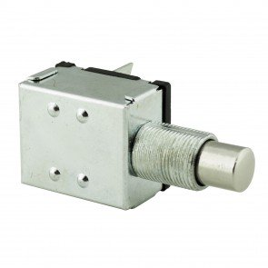12V DC 15A SPST Momentary Switch