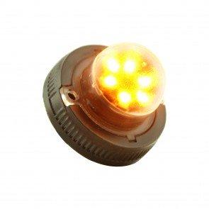 SnakeEye-II 6W Hideaway Light - Amber
