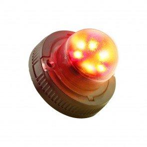 SnakeEye-II 6W Hideaway Light - Amber / Red