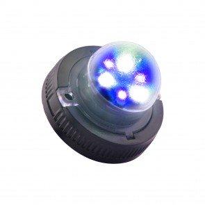 SnakeEye-II 6W Hideaway Light - Blue / White