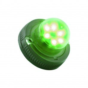 SnakeEye-II 6W Hideaway Light - Green