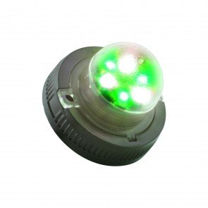 SnakeEye-II 6W Hideaway Light - Green / White