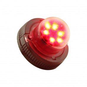 SnakeEye-II 6W Hideaway Light - Red