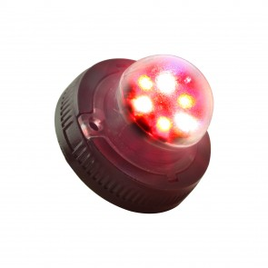 SnakeEye-II 6W Hideaway Light - Red / White