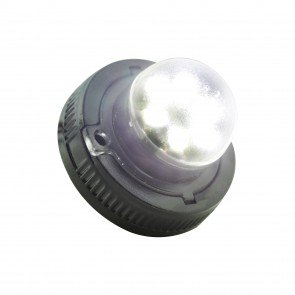 SnakeEye-II 6W Hideaway Light - White