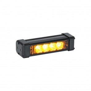 "SolarBlast 6"" 4W Deck Light - Amber"