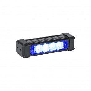 "SolarBlast 6"" 4W Deck Light - Blue"