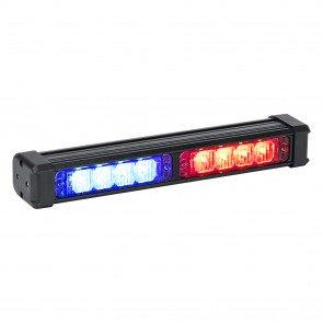 "SolarBlast 11"" 8W Deck Light - Blue / Red"