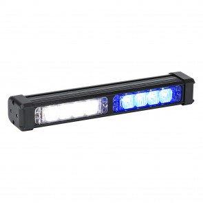 "SolarBlast 11"" 8W Deck Light - Blue / White"