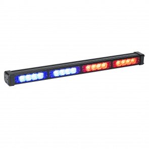"SolarBlast 20"" 16W Deck Light - Blue / Red"