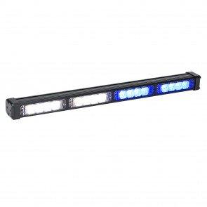 "SolarBlast 20"" 16W Deck Light - Blue / White"
