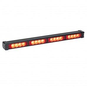 "SolarBlast 20"" 16W Deck Light - Red"